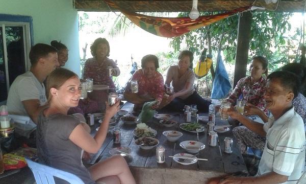 Meeting mit unseren Farmern